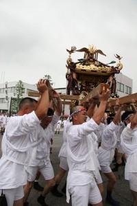 2006年渡御祭