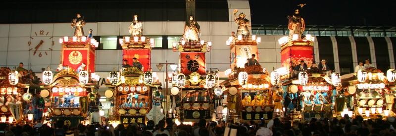 熊谷うちわ祭写真館