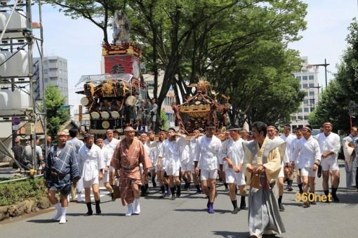 渡御祭 第弐本町区