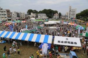 コミュニティー広場 うちわ祭・de・ほっとスペース